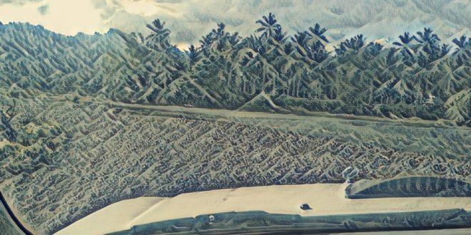 Cerita Gunung Tasik Manau'