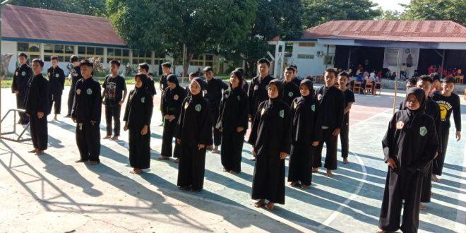 Pagar Nusa Polman Gelar UKT, Suryananda : Atlet Silat Butuh Perhatian Pemerintah
