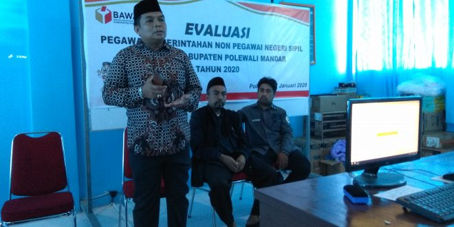 Usman Sanjaya: Supporting Sekretariat Penting untuk Peningkatan Peran Bawaslu